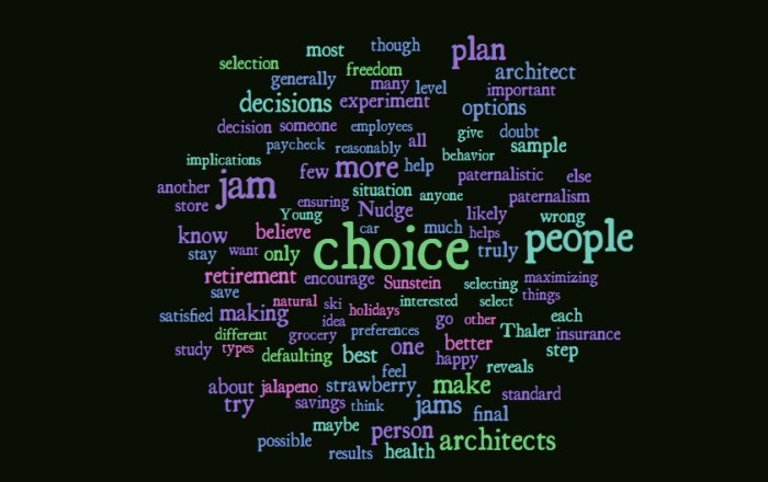 The Necessity of Paternalistic of Choice Architects