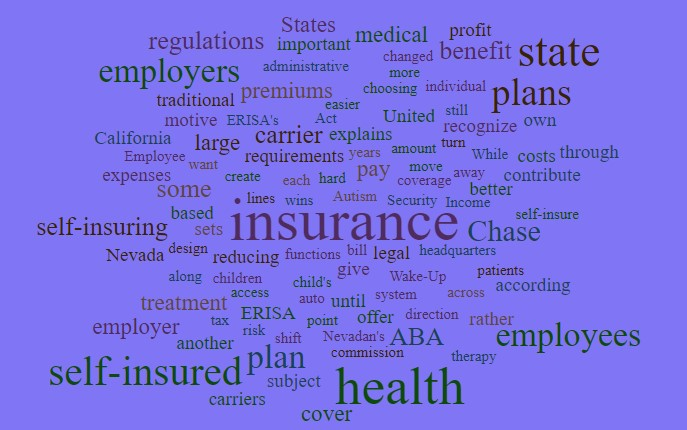 Self-Insured Health Plans