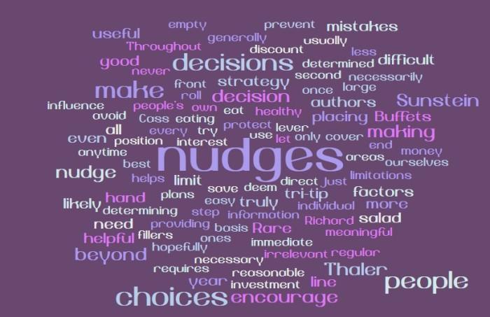 A Limitation on Nudges