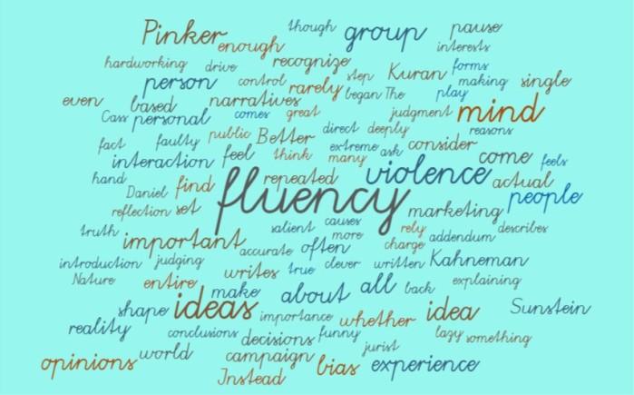 Fluency of Ideas