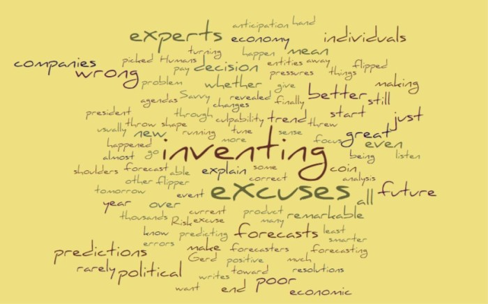 Inventing Excuses - Joe Abittan
