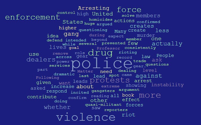 Police and Violence