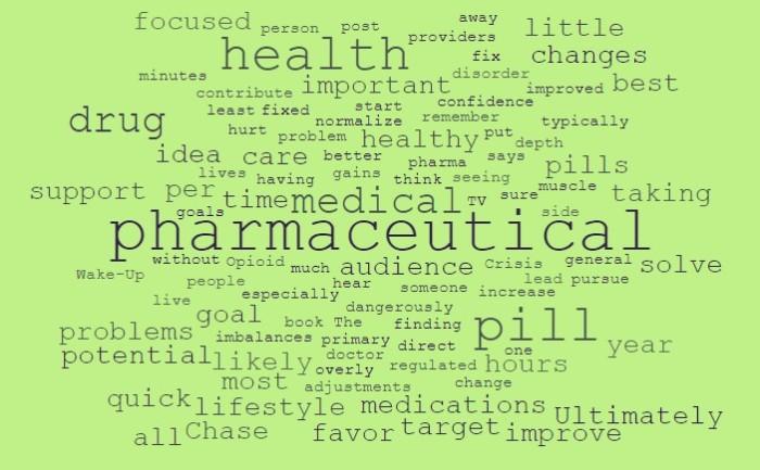 pharmaceutical advertisements