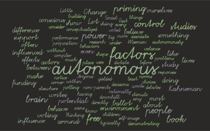 Autonomous Actors