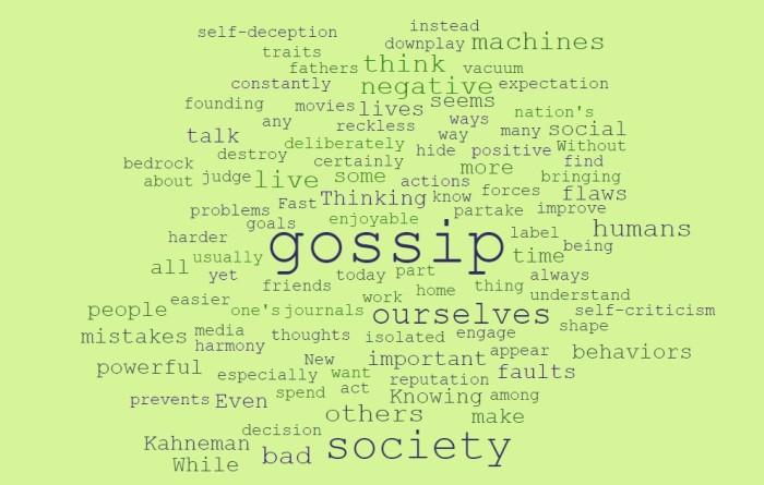Gossip Machines