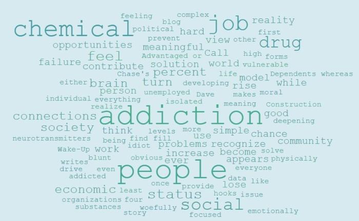 Jobs and Addiction