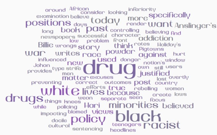 A Racist Start to the Drug War