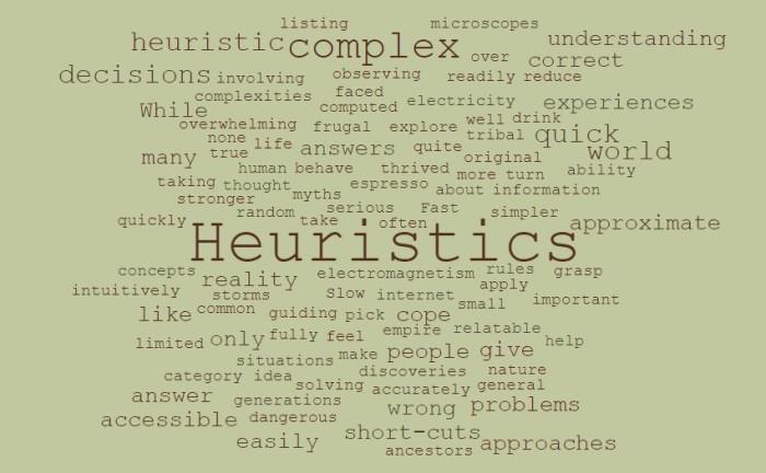 Quick Heuristics