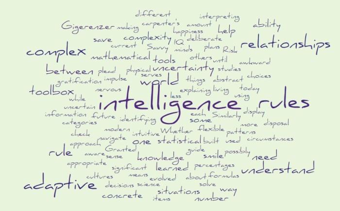 intelligence - Joe Abittan