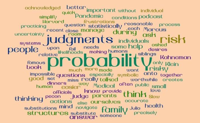 Probability Judgments