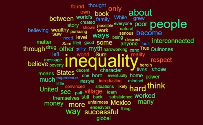 Interconnected Inequalities
