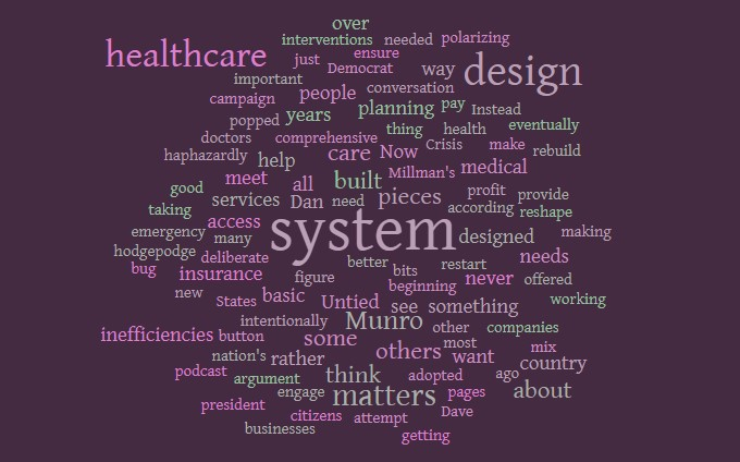 Design Matters - Healthcare Systems Edition