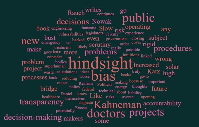 Hindsight Bias and Accountability - Joe Abittan