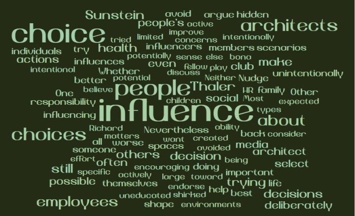 Influence is Unavoidable - Joe Abittan