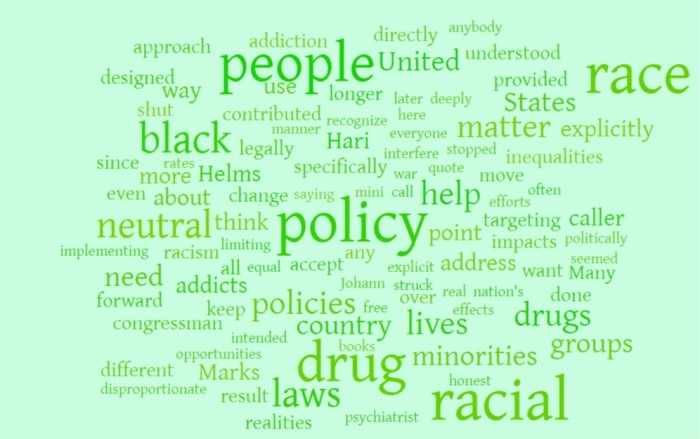 Race and Public Policy in the United States