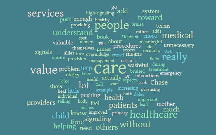 Guidance Toward High Value Care
