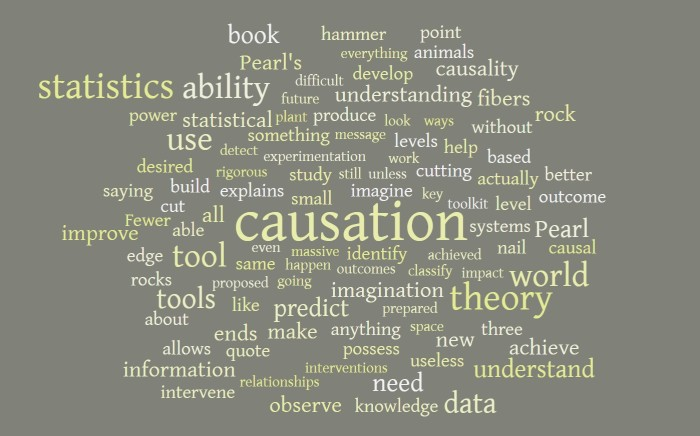 Tool Use and Causation - Judea Pearl - The Book of Why - Joe Abittan