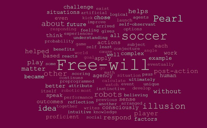 The Illusion of Free Will & Soccer