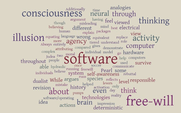 The Illusion of Free Will & Computer Software