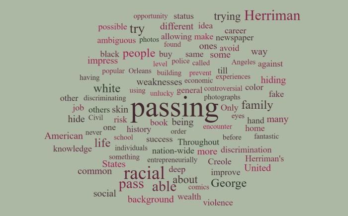 Racial Passing