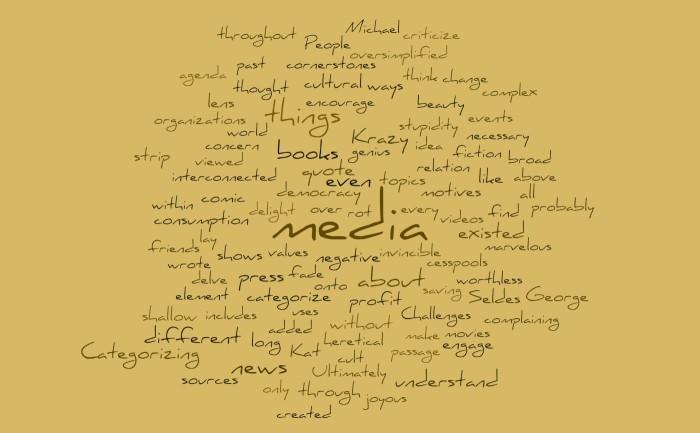 """On """"The Media"""""""