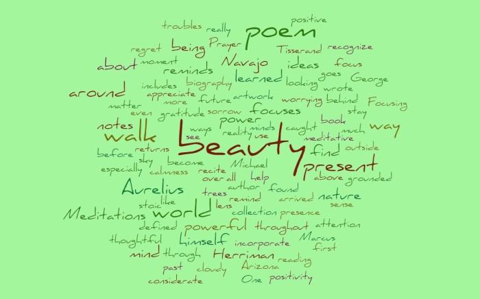 A Navajo Beauty Prayer