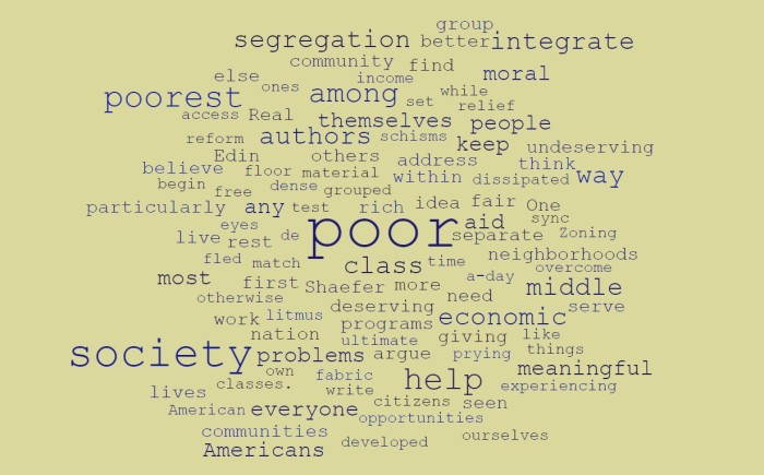 Integrating the Poor