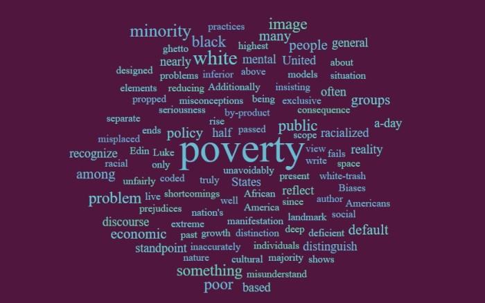 Poverty - $2.00 A Day - Kathryn Edin & H. Luke Shaefer
