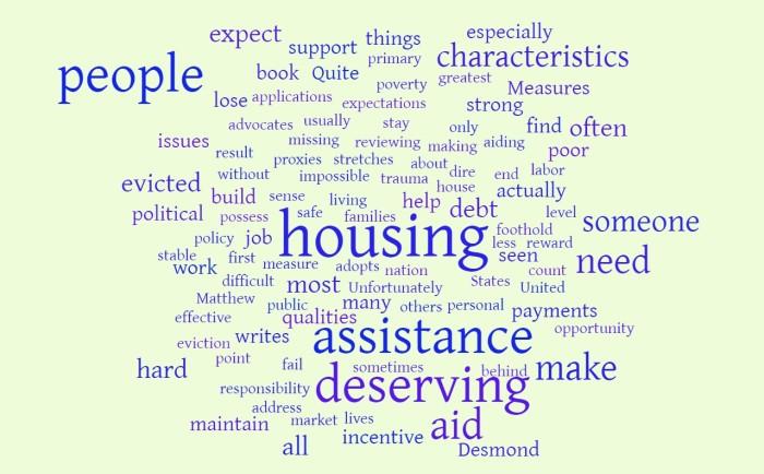 Denied Housing Assistance
