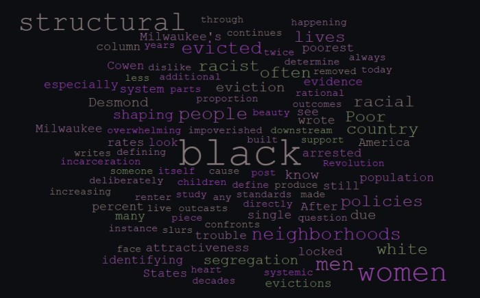 Evidence of Structural Racism