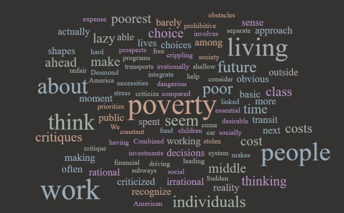 Scarcity & Short-Term Thinking