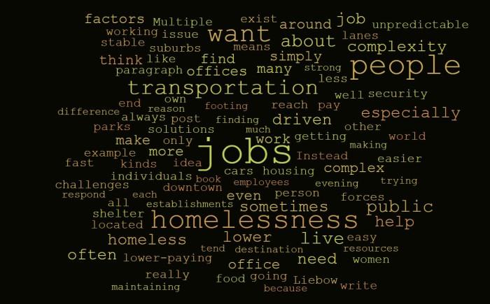Transportation & Jobs
