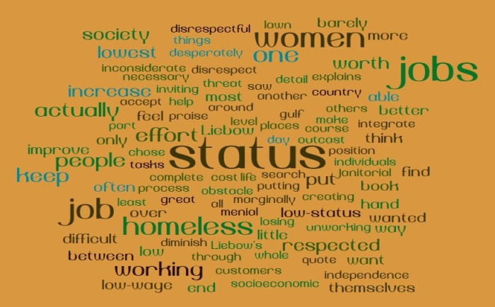 Understanding Why Some Homeless May Not Want To Work